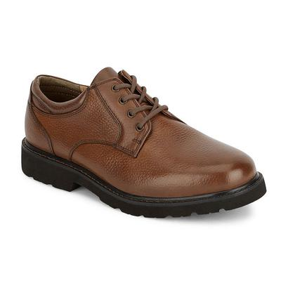 Dockers Shelter Men's Water Resistant Oxford Shoes, Size: medium (9), Brown
