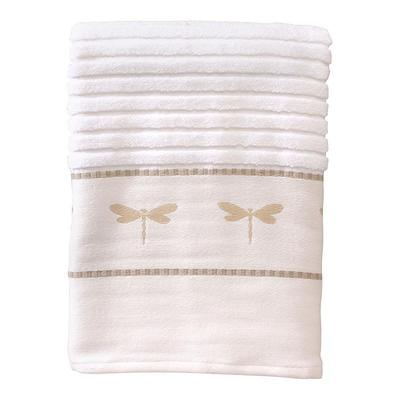 Creative Bath Dragonfly Bath Towel, Multicolor
