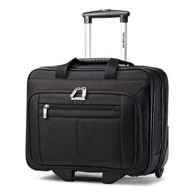 Samsonite Classic Wheeled Laptop Case, Black