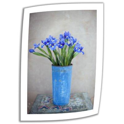 ArtWall Iris Flowers' Mixed Media Print by by Elena Ray V...