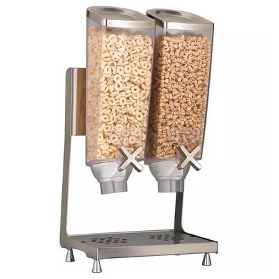 Rosseto EZP2746 Dry Product Dispenser with Stand - (2)1-g...