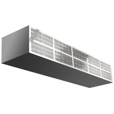 "Curtron E-CFD-48-1 48"" Commercial Front Door Air Curtain with Electric Heater - 240V, 1 Phase"