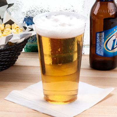 Dart Solo UltraClear TD24 24 oz. Clear PET Plastic Cold C...