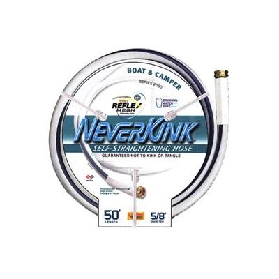 Neverkink Boat & Camper Water Hose, 5/8 In. X 50 Ft. Lawn...