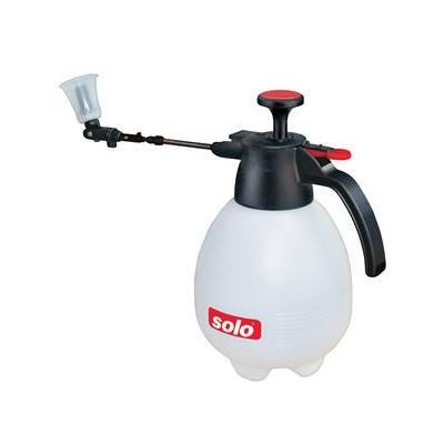 Solo One-hand Pump Sprayer With Telescoping Wand Lawn And...