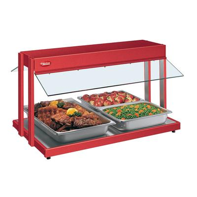 """Hatco GRBW-30 30"""" Glo-Ray Warm Red Buffet Warmer with The..."""