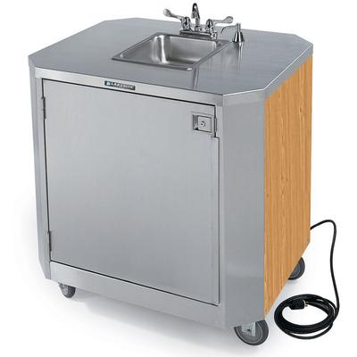 Lakeside 9610 Portable Self-Contained Stainless Steel Han...