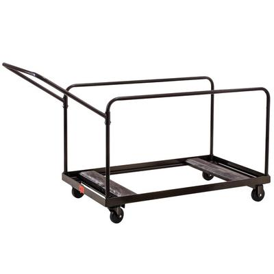 National Public Seating DY-60R Round Folding Table Dolly
