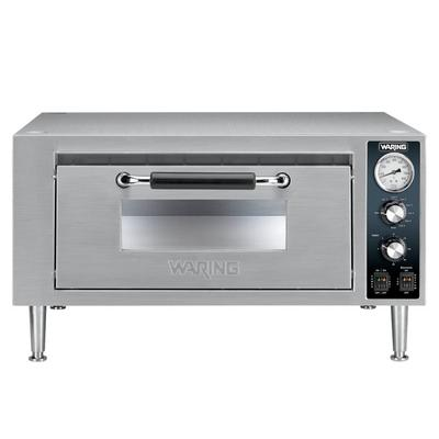 WARING-COMMERCIAL WPO500 Single Deck Countertop Pizza Ove...