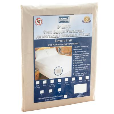 Bargoose Zippered Vinyl Bed Bug Proof California King Mat...