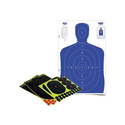 Lucent Silhouette Target, 12 In. X 18 In. Hunting Supplies