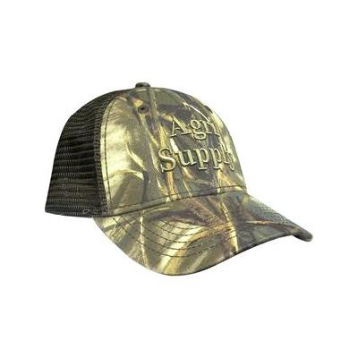 Camo Hat, Agri Supply, With Mesh Back Apparel & Clothing