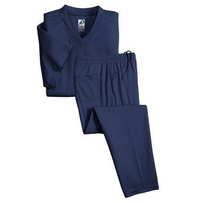 Mens Instadry Tee And Pants Pajama Set; Size: M; Color: Navy