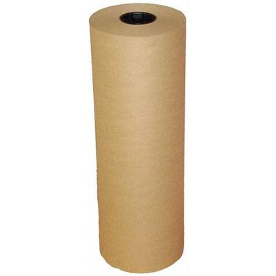 VALUE BRAND 5PGN2 Kraft Paper, 40 lb., Natural, 30 In. W