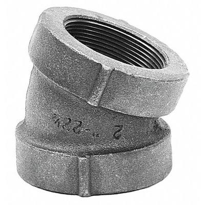 "Anvil 3/4"" FNPT Cast Iron 22-1/2 Degree Elbow, 300030004"