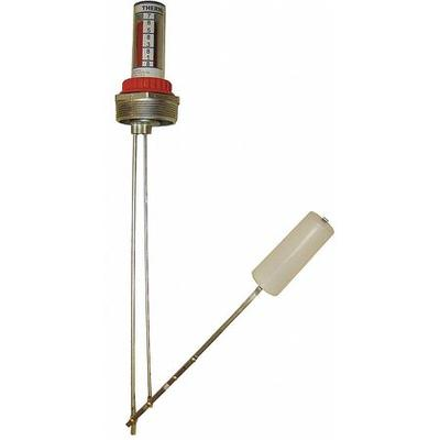 """At A Glance H-2-36 Therma Level Gauge,Tank Depth 36"""", 2""""NPT"""