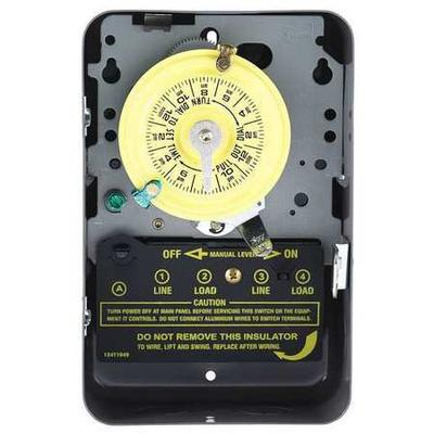 Intermatic T104-20 Timer, Hot Water