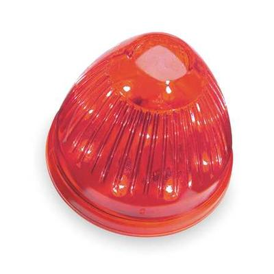 GROTE G3092 Marker Lamp,LED,Beehive,2 In,9 Diode,Red