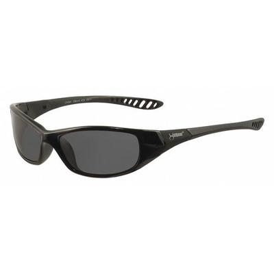 Jackson Safety Jackson Smoke Safety Glasses, Scratch-Resi...
