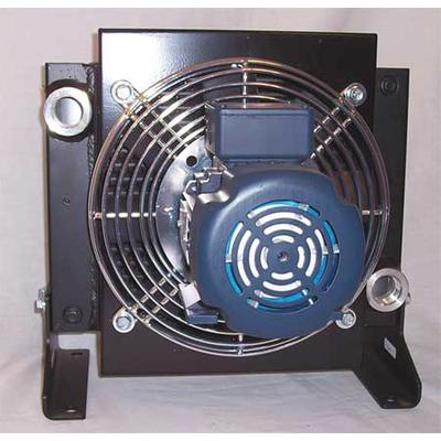 COOL-LINE A10-1 Oil Cooler, AC, 4-50 GPM, 115/230 V, 1/2 HP