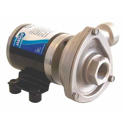 Jabsco Stainless Steel 5/32 HP Centrifugal Pump 12V, 5084...