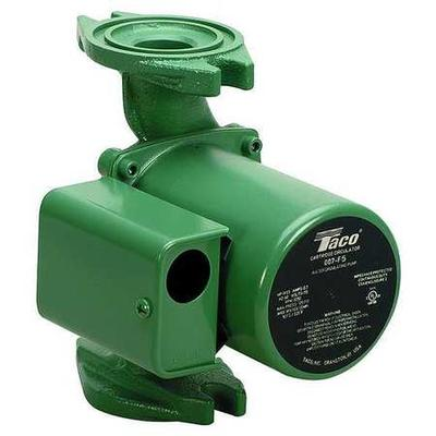 Taco 007-F5-7IFC Pump,Circulator,1/25hp
