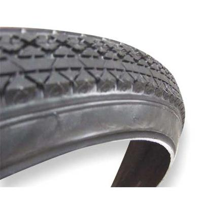 Worksman 4922a Bicycle or Tricycle Tire, 26 In. Dia.
