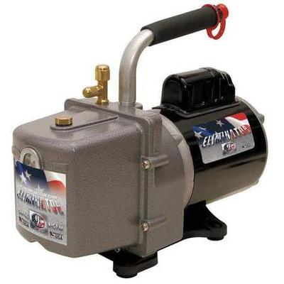 JB INDUSTRIES DV-4E Evacuation Pump,4.0 cfm,1/2 HP,6 ft.