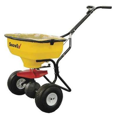 SnowEx 100 lb. Capacity Broadcast Spreader, SP65