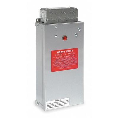 Phase-A-Matic PAM-900HD Phase Converter,Static,4-8 HP
