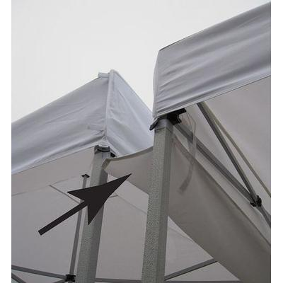Rain Gutter Canopy Connection ZORO SELECT 11C557