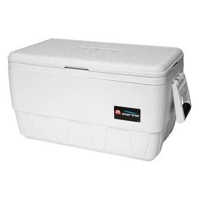 Igloo 44679 Chest Cooler,Marine,36 qt.,White