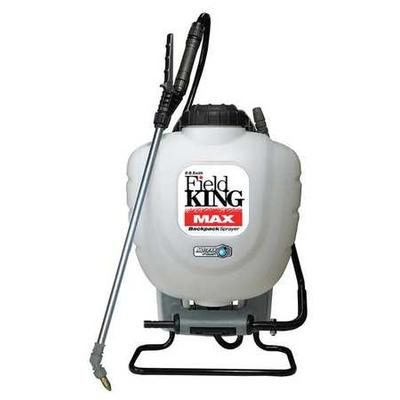 Field King Max 4-Gallon Backpack Sprayer, 190348