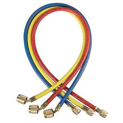 "72"" Manifold Hose Set, Low Loss, Yellow Jacket, 22986"