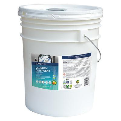 Here is some additional information about Earth Friendly Products High Efficiency Laundry Detergent. Size: 5 gal., Container Type: Pail, Fragrance: Lavender.