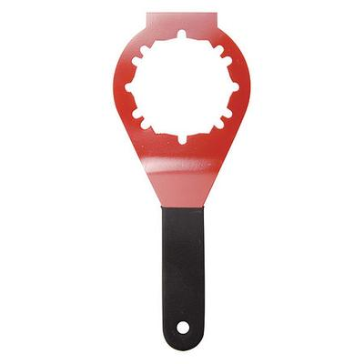 Superior Tool Company Drain Wrench,Zinc and Rubber SUPERI...