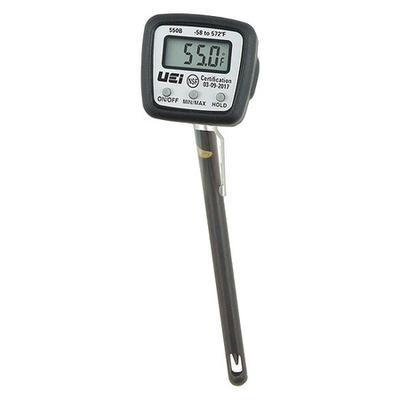UEI TEST INSTRUMENTS 550B Digital Pocket Thermometer