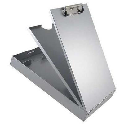 Saunders 21118 Clipboard,Letter,Aluminum,8-1/2 x 12 In.
