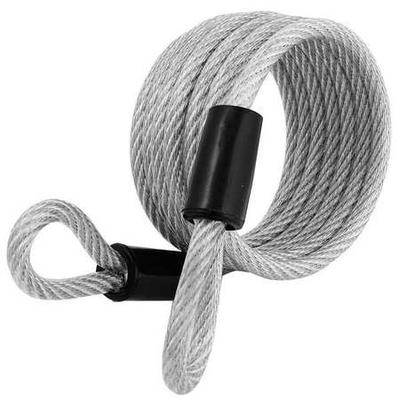 Master Lock Co 65D Security Cable,Self Coiling,6 ft,Steel