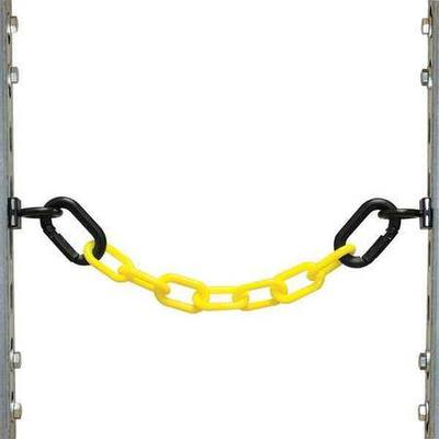 Mr. Chain 72302 Magnet Ring/Carabiner Kit and Chain, 10ft