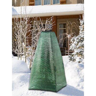 "Gazebo Penguin Green Shrub Cover Size: 44"" H x 22"" W x 22"" D"