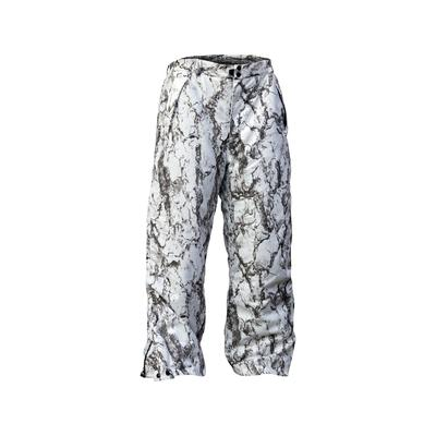 Natural Gear Men's Snow Pants Insulated Waterproof Polyester Natural Gear Snow Camo Large 35-39 Waist 32-1/2