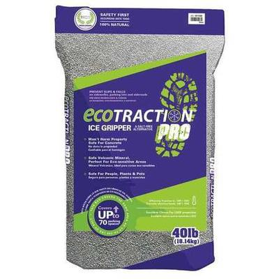 ECOTRACTION PRO ET40X All-Natural Winter Traction, 40 lb....