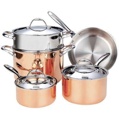 Cooks Standard Cooks Standard Multi-Ply Clad Copper 8 Pie...