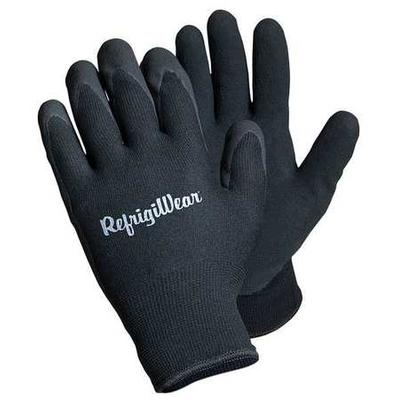 RefrigiWear Size XL Cold Protection Gloves,0507RBLKXLG