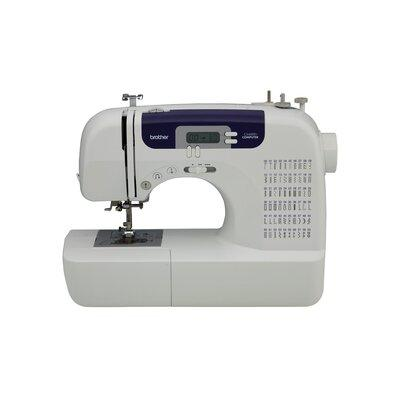 Brother Sewing Computerized 60 Stitch Sewing Machine CS6000i