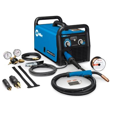 Miller matic 211 MIG Welder with Advanced Auto-Set (907614)