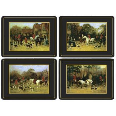 Pimpernel Tally Ho Placemat Set 2010640073