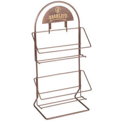 Bromley 3 Over 3 Tea Rack / Merchandiser