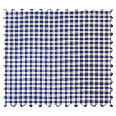 SheetWorld Gingham Check Fabric By The Yard STWD8197 Colo...